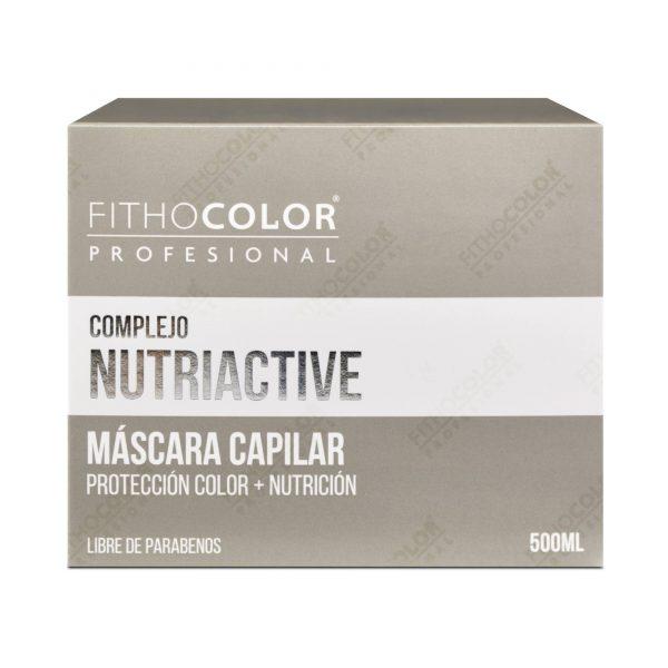 Fithoplasma Fithocolor Mascara Capilar Nutriactive