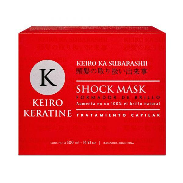Fithoplasma Fithocolor Mascara Capilar Shock Mask 1