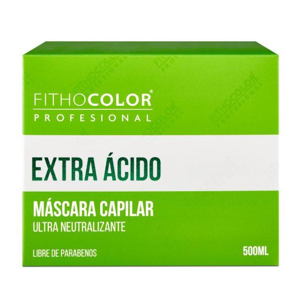 Fithoplasma Fithocolor Mascara Extra Acido
